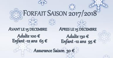 Forfait Saison 2018 site 3 plus petit